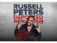 Russell Peters Tour - London