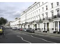 A newly refurbished one double bedroom apartment in good area near transport and shops