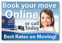 ♚☮♚ Multi-Service Movers Montreal Toronto free boxes ♚☮♚