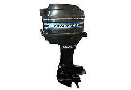 WANTED: RUNNING 50HP Mercury Outboard motor or similar