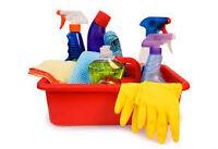 Nettoyage des bureaux de soir