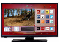 """Brand new 40""""hitachi smart tv £200,the price is negotiable."""