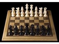 who wants to play chess,,,just to enjoy