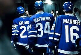 Toronto Maple Leafs VS. Sabres. Sept 23 +Lexus