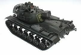 21 Century M48 Main Battle Tank  1:18 Vietnam Era