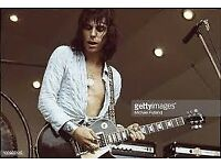 Jimmy Page/Jeff Beck/Mick Ronson & cats of that ilk available