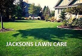 Mowing and lawn care
