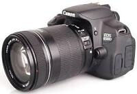CANON LENS ZOOM 18-135MM IS STM NEUF!!!!!!!!