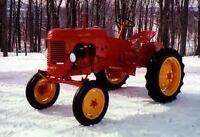 Wanted Massey HarrisTractor