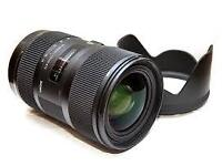 SIGMA art lense