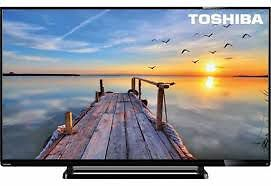 Tv toshiba intelligente led 50 pouces
