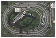 Hornby Track Plans