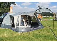 attar 440 driveaway air awning/with footprint/carpet/inner tent/4m driveaway kit.