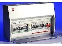 Electrician - Electrical Faults - Rewires - Consumer Units - Available Now - Reliable Service