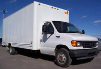 Hiring owner.op with pick-up / cube truck