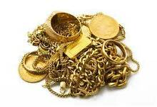 WANTED: Looking to buy scrap/broked unwanted gold jewellery:CASH Maribyrnong Maribyrnong Area Preview