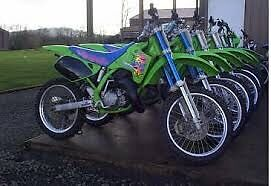 Looking for old or new broken dirtbike