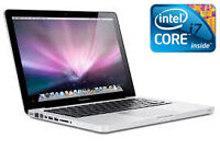 !!GRAND SPECIAL! Ordinateur Macbook Pro i7 8/500g 15.4 1199 $