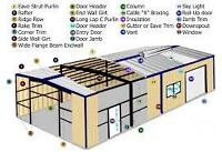 Retrofit Steel Buildings