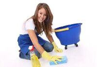 Portuguese cleaning ladys