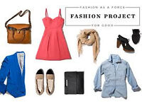 Fashion project! People needed to help out! Apply now!