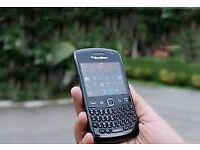 Blackberry 9360 mobile on O2