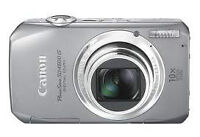 Canon Powershot SD4500 IS DIGITAL ELPH