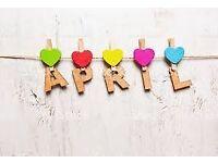 TRECCO BAY CARAVAN HIRE - APRIL 2018 DATES