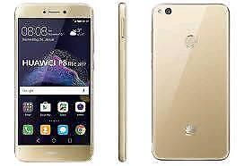 Gold Huawei p8 lite 2017