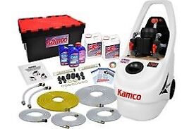 KAMCO POWERFLUSH MACHINE, BNIB, £900 NO OFFERS, OTHER ACC NOT SHOWN BY NEGOTIATION, CHEAPEST UK!!!!!
