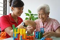 Overnight care - personal support worker available