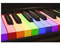 Piano Lessons in Carterton