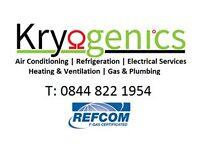 Air Conditioning/Refrigeration Repairs & Installation - Air Conditioning Engineer