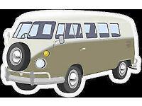 Volkswagen campervan camper * ANY MAKE OR MODEL CONSIDERED