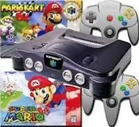 Cheap .. !!!! ( - N64/SNES/NES Games & Systems For Sale - ) !!!!