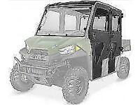 Polaris Ranger Crew 570-4 Mid Size Full Cab - Save ££s! Pt No. 2859439 ONE LEFT!