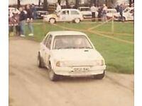 sheds full mk3 mk4 escort rs turbo xr3i orion an cabriolet