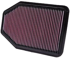 Jeep wrangler k N air filter