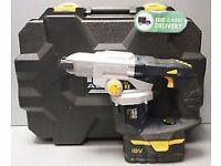 mac allister allnailer gun 18v in case