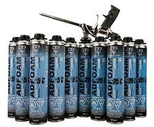 Adfast -5 Spray Foam for $9.65/can