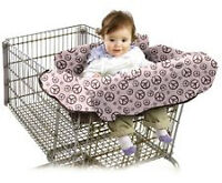 Babe Ease Wee BE Organic Clean Shopper Shopping Cart Cover