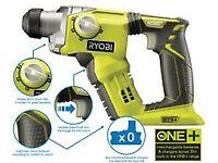 Ryobi ONE+ 18V Cordless SDS+ 3 Mode Rotary Hammer Drill (Body Only) - R18SDS