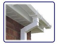GUTTERING - replacing, repair, fixing, cleaning, service. gutter leak problem? Roof moss cleanining
