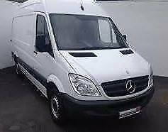 Perfect Condition Mercedes-Sprinter 313 Diesel Van 2011