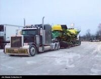 Long haul equipment driver looking for work