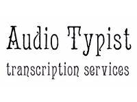 Audio Typist