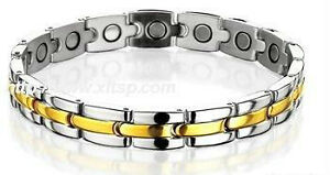 MAGNETIC BRACELET THERAPY FOR PAIN RELIEF