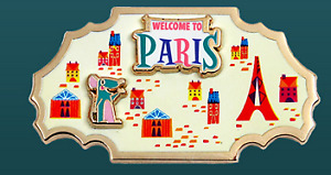 "BRAND NEW LIMITED EDITION DISNEY ""Paris"" PIN"