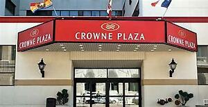 Certificate One Night Stay Crowne Plaza Moncton NB