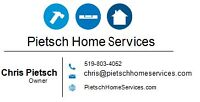 Home Renovation & Handyman Services